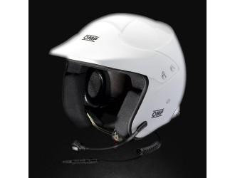 Шлем OMP JETS 10S INTERCOM HANS SC761E